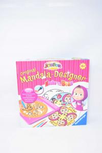 Gioco Original Mandala Designer Masha E Orso