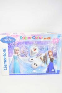 Puzzle Clementoni Frozen Disney 24 Pezzi