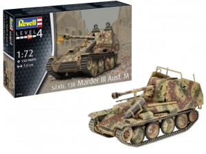 Sd.Kfz.138 Marder III Ausf.M