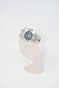 Orologio Calvin Klein Modello k5111 Originale Con Cinturino In Corda Nero