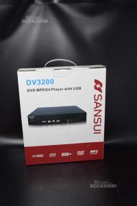 Lettore Dvd Sansui DV3200 Nuovo
