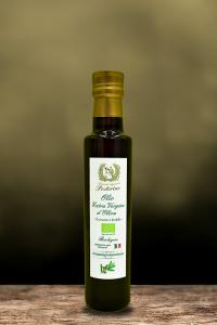 Olio Extravergine d'oliva biologico estratto a freddo 100% Ita ml 250