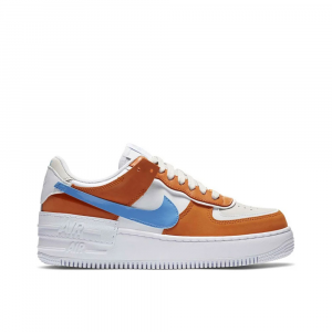 Nike Air Force Shadow Orange Carolina Unisex