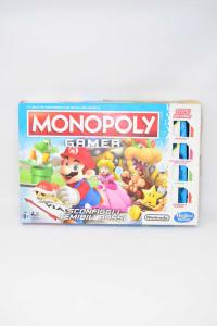 Monopoly Gamer Nintendo Hasbro Super Mario