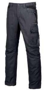 Pantaloni da lavoro multitasche Blu U-Power URBAN Westlake Blue EX027WB
