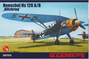 Henschel Hs 126A/B
