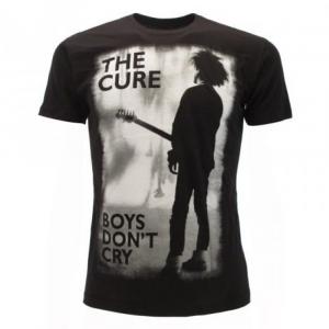 T-Shirt The Cure Boys Don't Cry taglia XS S M L XL XXL