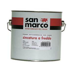 ZINCATURA A FREDDO