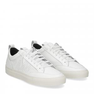 P448 Soho-m white leather