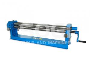 Calandra manuale da banco SOGI CAL-1000 professionale