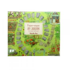 Moulin Roty gioco picnic del giardino