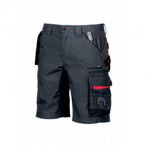 Pantaloni corti da lavoro multitasche U-Power START Deep Blue SY003DB