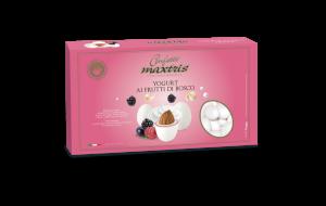 Maxtris Yogurt ai Frutti di Bosco