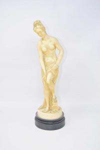 Statua Dea Greca In Pasta 37 Cm