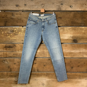 Jeans Amish Uomo David Comfort Dirty Vintage