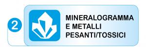 Test Mineralogramma e metalli pesanti/tossici