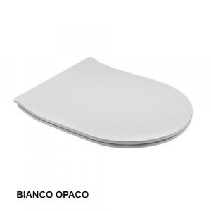 SEDILE WC FRIZIONATO COVER 2.0                                          BIANCO OPACO