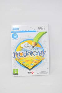 Videogioco Wii Pictionary