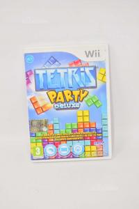 Videogioco Wii Tetris Party Delux