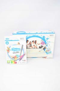 U Draw Gametablet Wii + Gioco Udraw Studio Incluso