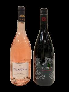 Tormaresca Vini - Degustazione per l'estate: Calafuria Rosè, Fichimori Rosso