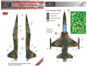 F-5C USAF