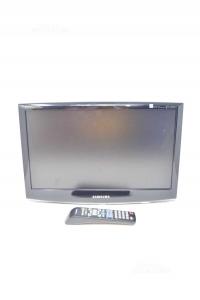 Televisore Nero Samsung Con Decoder Integrato 19 Pol Modello LS19CFVKF No Piedistallo