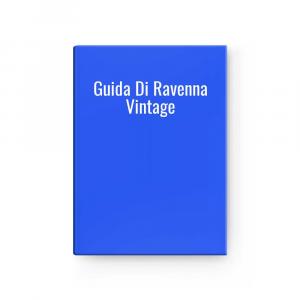 Guida Di Ravenna Vintage