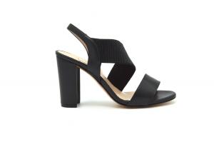 Sandalo con fascia elastica