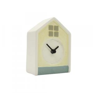 Wald orologio Casetta ceramica La casa dei sogni
