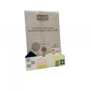 Wald cornice ceramica La casa dei sogni 10x15