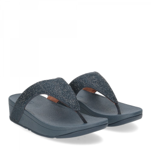 FitFlop Shimmercrystal midnight navy