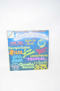 disco vinile 33 giri Canta Sessanta