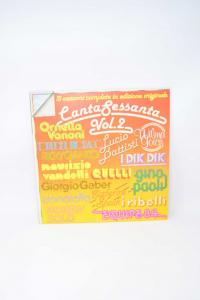 disco vinile 33 giri Canta Sessanta Vol.2