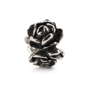 Trollbeads Beads, Rosa d'Amore
