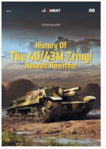 History of the 40/43M Zrínyi Assault Howitzer