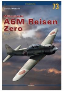 Mitsubishi A6M Reisen Zero vol. II