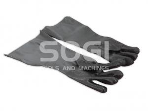 Guanti in coppia per sabbiatrice professionale SOGI S-56 S-72