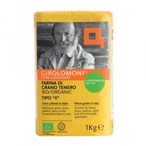 Farina di Grano Tenero Tipo 0 Girolomoni 1 KG