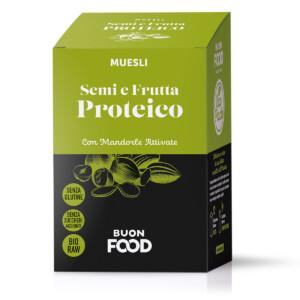 Muesli Proteico Semi e Frutta