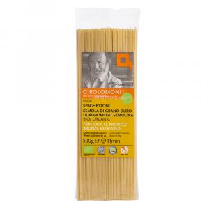 Spaghettoni di Grano duro Girolomoni gr 500