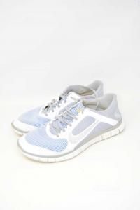 Scarpe Uomo Grigie Live Strong Nike N. 47,5