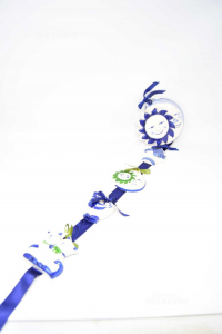 Formine In Ceramica Blu Fila Da 5 Pezzi Sole/luna