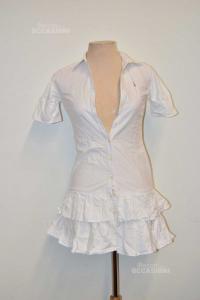 Dress Baby Girl Ralpha Lauren White Jeans 14 Years