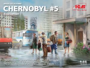 Chernobyl #5 Evacuation