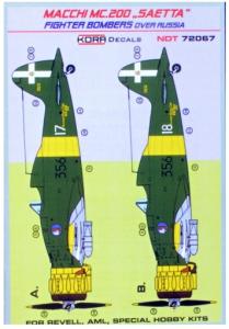 MC.200 SAETTA