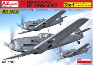 Messerschmitt Me-109E-3/4/7