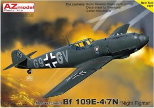 Messerschmitt Me-109E-4/7N
