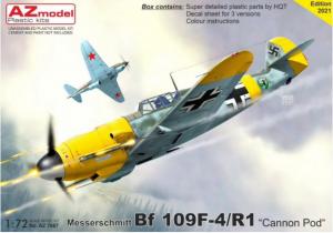 Messerschmitt Me-109F-4/R1