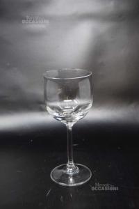 Calici 6 Pezzi Cristallo H17 Cm